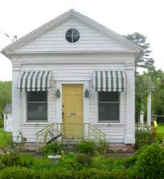 nice awnings nice small house with awnings tiny buildings pinterest