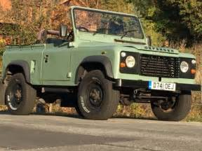 land rover defender convertible for sale land rover defender 90 galvanized chassis convertible