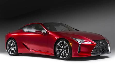 red lexus 2018 lexus launches 2018 lexus lc500 coupe in uae