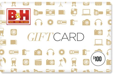 Use H And M Gift Card Online - we re giving away a 100 b h gift card resource