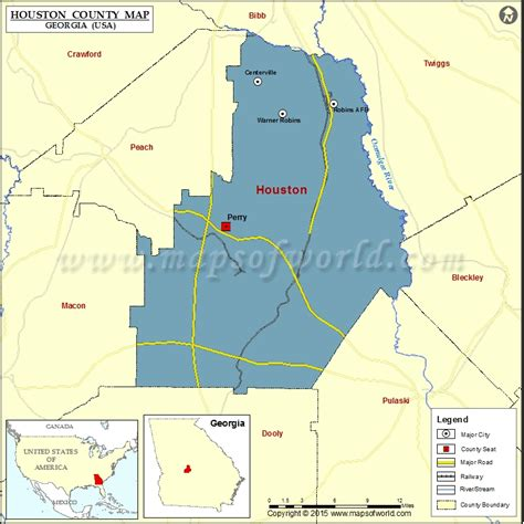 houston map by county county map of houston indiana map
