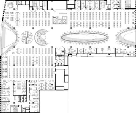 university library floor plan helsinki university library in finland by anttinen oiva