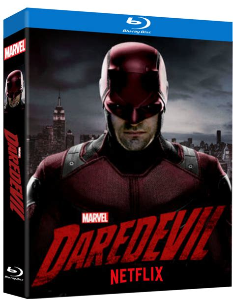 Bluray On my covers daredevil netflix bluray covers