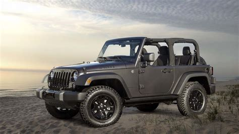 Jeep Wrangler Special Edition 2014 Jeep Wrangler Willys Special Edition Jeepfan