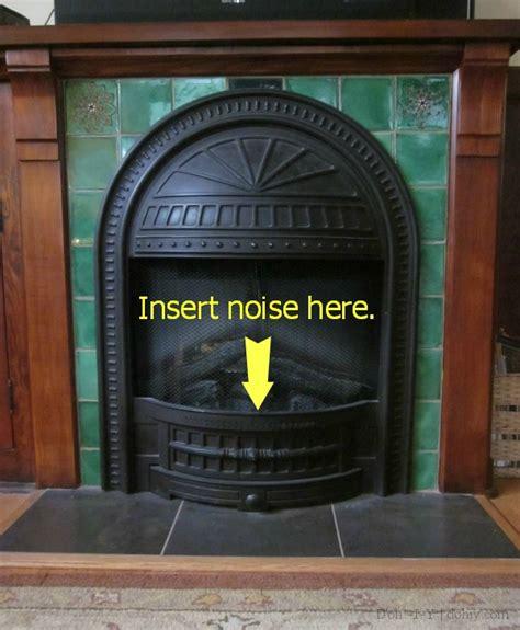 Diy Gas Fireplace Insert by Doh Fireplace Arrow
