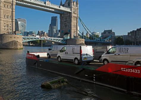 river thames update better by water promoting positive use of the river