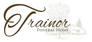 trainor funeral home inc proudly serving oneida lewis