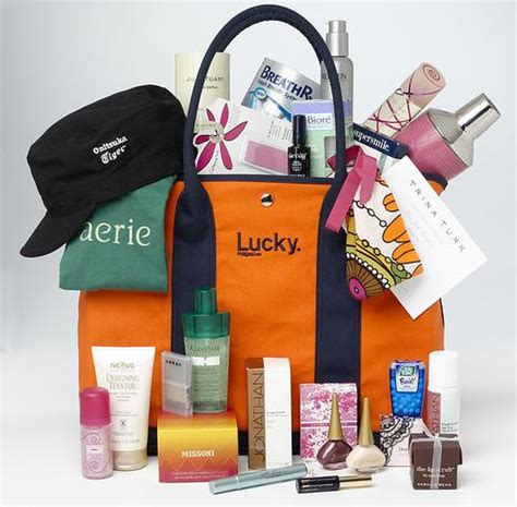Win A 800 Vip Goodie Bag chic alert lucky shops vip gift bag