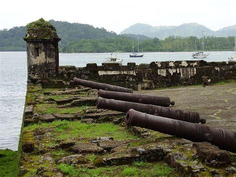imagenes de fuertes y fortines fortificaciones de la costa caribe 241 a de panam 225 portobelo