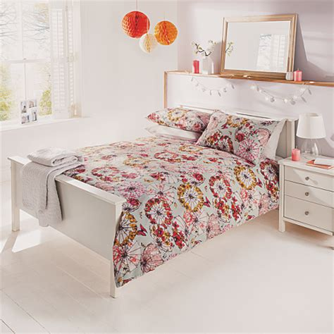 George Home Orient Parasol Duvet Range Bedding Asda Direct Asda Bed Sets