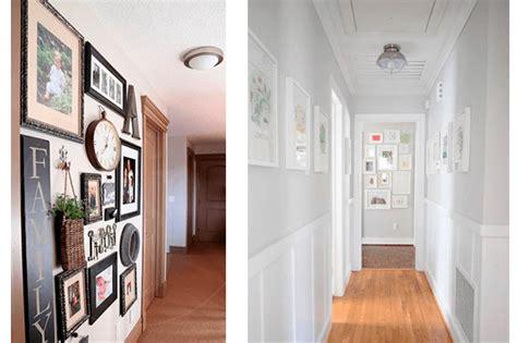decorar con fotos un pasillo fotos con ideas para pintar y decorar pasillos estrechos