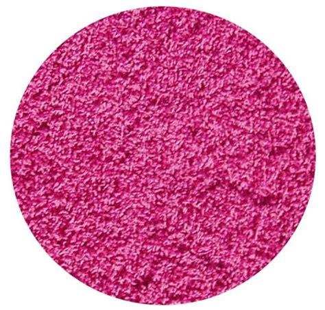 pink circle rug product image