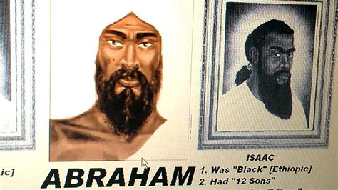 Black Of Abraham abraham the hebrew of arabs black jews ask
