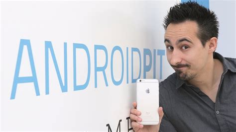 j ai troqu 233 mon smartphone android pour un iphone 6s plus et voici ce qui est arriv 233 androidpit