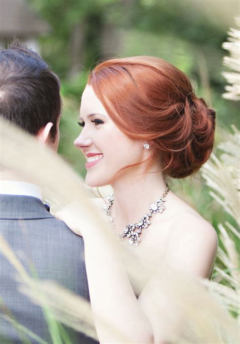 2016 wedding updo ideas dipped in