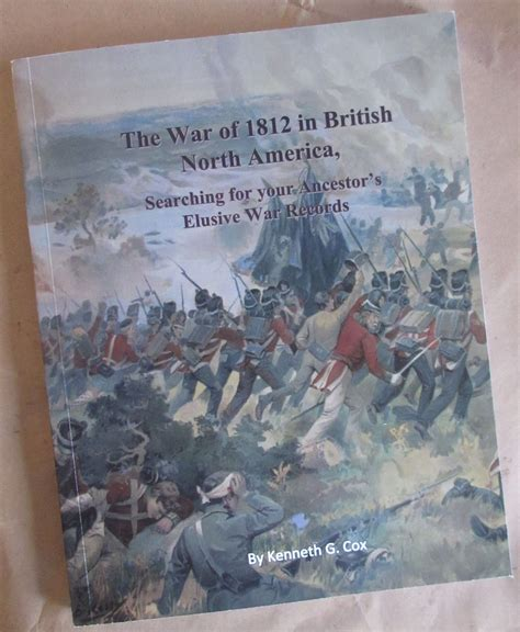 War Of 1812 Records Canada S Anglo Celtic Connections Book Review The War Of 1812 In America