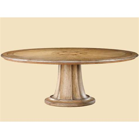 Marge Carson Dining Table Marge Carson Rvl08 Rivoli Dining Table Discount Furniture