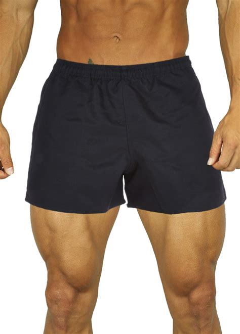 rugby shorts sale mens rugby shorts gym leisure wear training fitness active