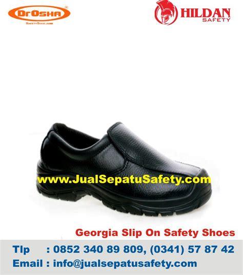 Supplier Slip On Brukat Hitam 3st2 supplier sepatu dr osha terbaru jual sepatu keamanan dr osha original terbaik malang