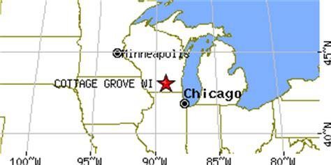 Cottage Grove Wisconsin Zip Code by Cottage Grove Wisconsin Wi Population Data Races