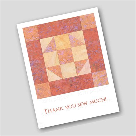 quilt pattern note cards thank you note cards for quilt lovers 2 patchwork quilt