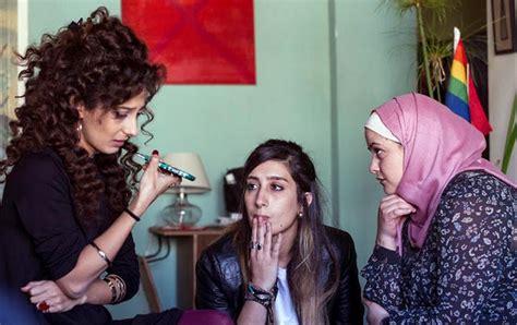 film online arabic film on arab israeli women in tel aviv tests taboos