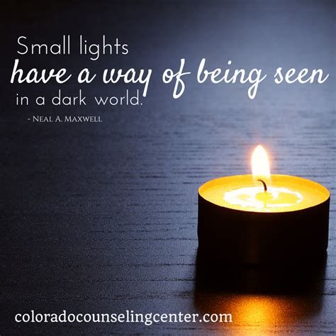 Inspirational Quotes Colorado Counseling Center Quotes About Lights