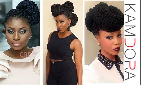 style to pack braids beauty how s styling 233 m braids kamdora