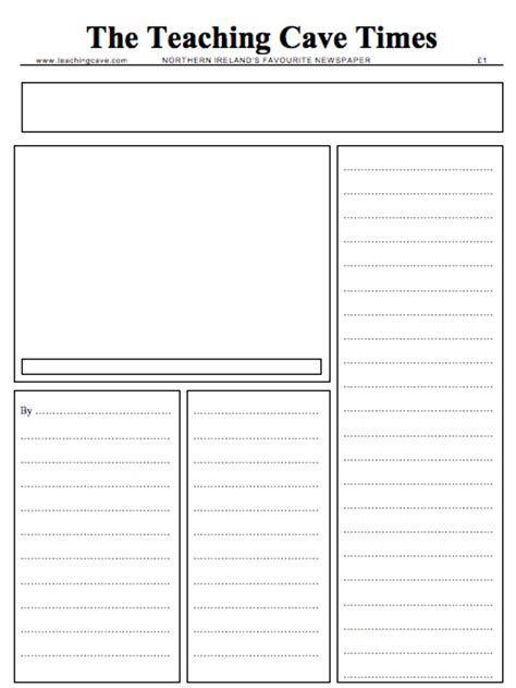 newspaper report template ks3 writing newspaper reports ks1 and ks2 narrative lesson