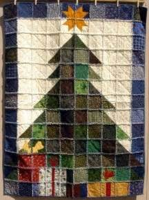 17 best ideas about christmas tree quilt on pinterest