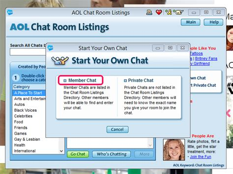 how to join aol chat rooms techwalla