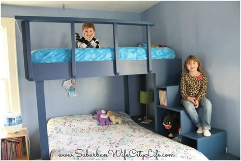 Diy Bunk Bed Ideas by Amazing Interior Design New Post Has Been Published On