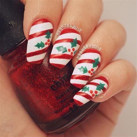 christmas themed nails christmas themed nails