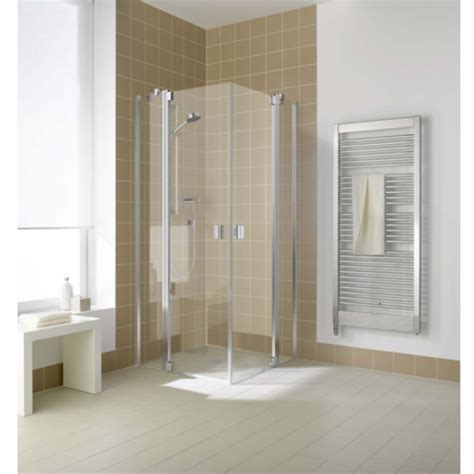 Kermi Shower Doors Kermi Raya Hinged Shower Door Silver Baker And Soars