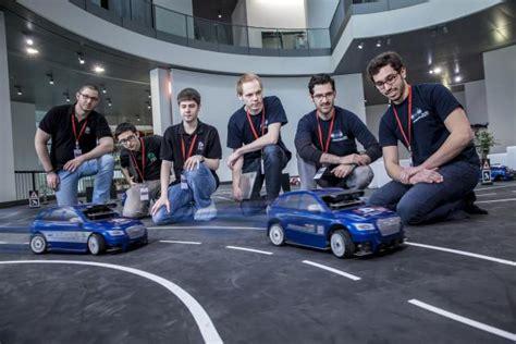 Audi M Nchen Ausbildung by Audi Autonomous Driving Cup 2015