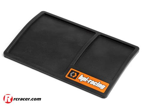 pit mat hpi parts tray and pit mat rc racer the home of rc