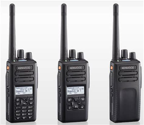 kenwood dealer kenwood launch new nx3000 series two way radios
