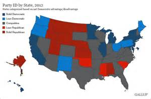 us map of republican and democratic states michigan democratic republicans