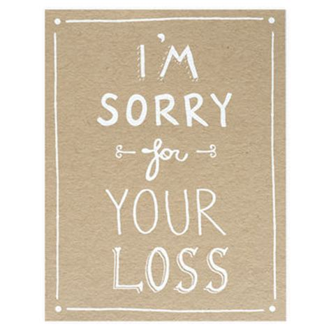 sorry for your loss card template best sympathy cards products on wanelo