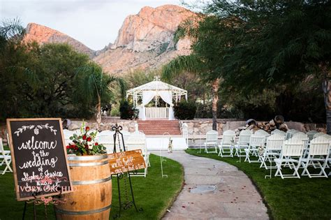 Wedding Invitations In Az by The Buttes At Reflections Venue Tucson Az Weddingwire
