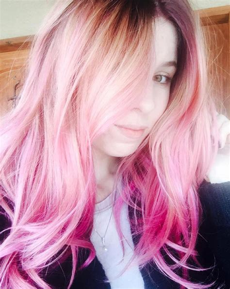 color melt hair styles color melting is the new ombre but better fashionisers