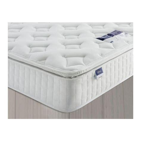 buy silentnight stanfield pillowtop single mattress at