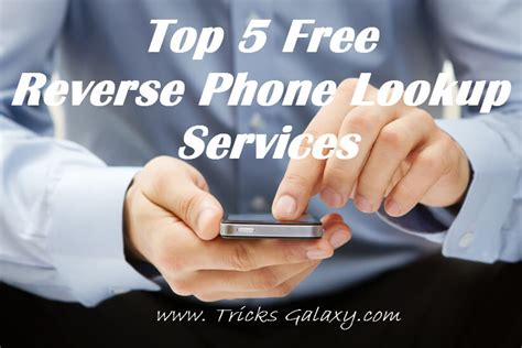 Phone Lookup Usa Free Top 5 Free Phone Lookup Services 2018 Tricksgalaxy