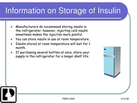 How Can Insulin Be Stored At Room Temperature by Ppt Type 1 Diabetes Powerpoint Presentation Id 75964