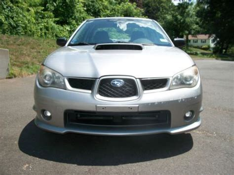 subaru tuning portland purchase used 2006 subaru wrx 5 speed no tuning low price