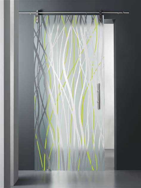 porte in vetro per interni porte scorrevoli in vetro per interni dal design moderno