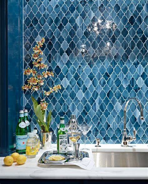 Home Decor Tiles by Moroccan Tile Backsplash Add The Charm Of The