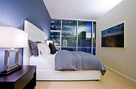 best shade of blue for bedroom blue and white interiors living rooms kitchens bedrooms