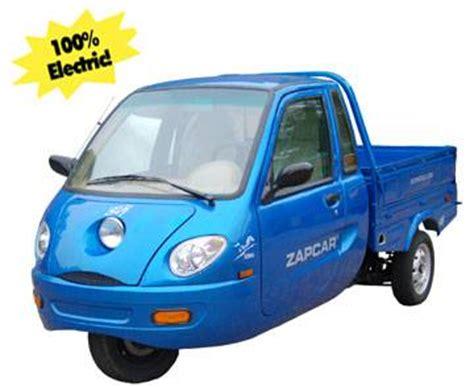 zap electric cars
