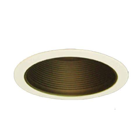 Recessed Lighting Spacing 8 Foot Ceiling Filament Design Lenor 8 In Recessed Lighting Trim Kit V8016 5 The Home Depot